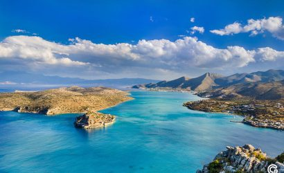 Elounda Spinalonga in Crete