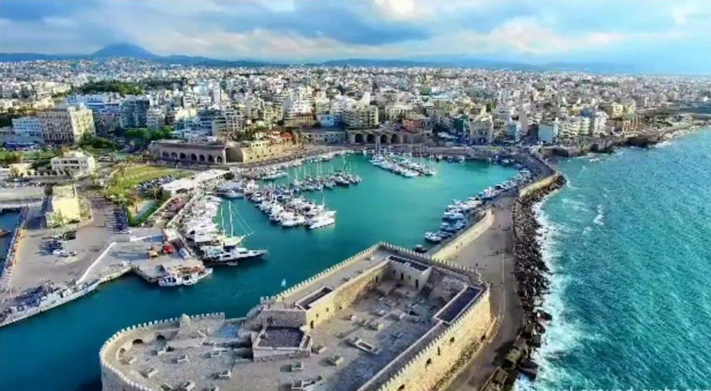 Heraklion Venetian Harbour