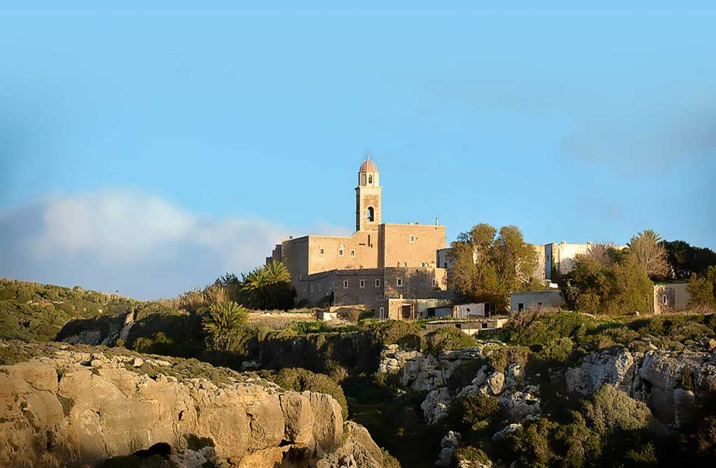 Toplou Monastery in East Crete