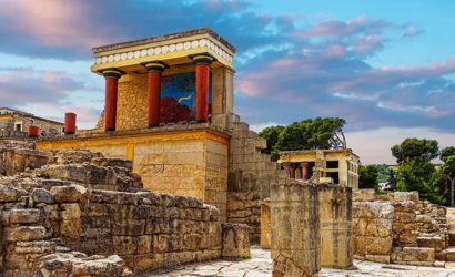 Knossos Sightseeing in Crete