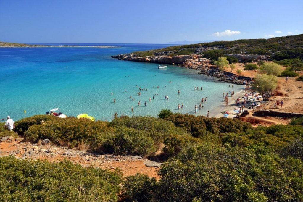 Kolokitha beach Crete