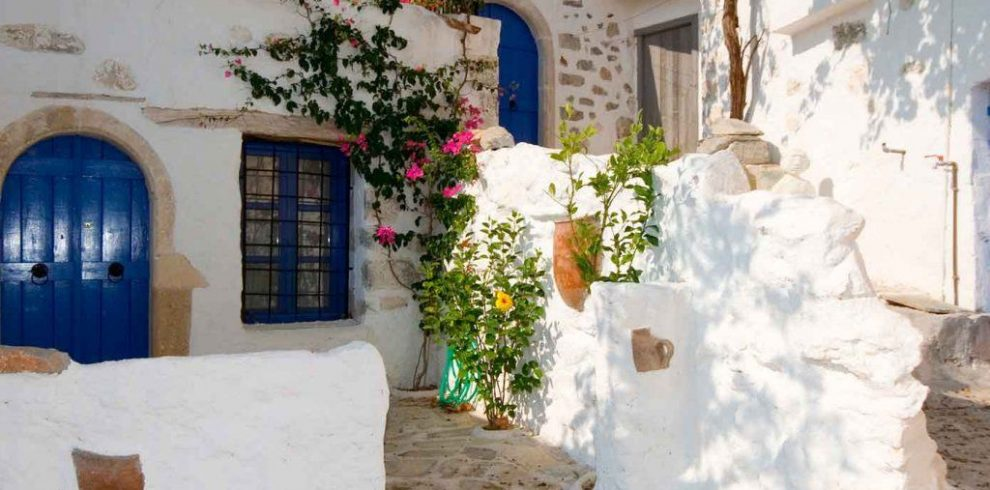 Kritsa Village in East Crete