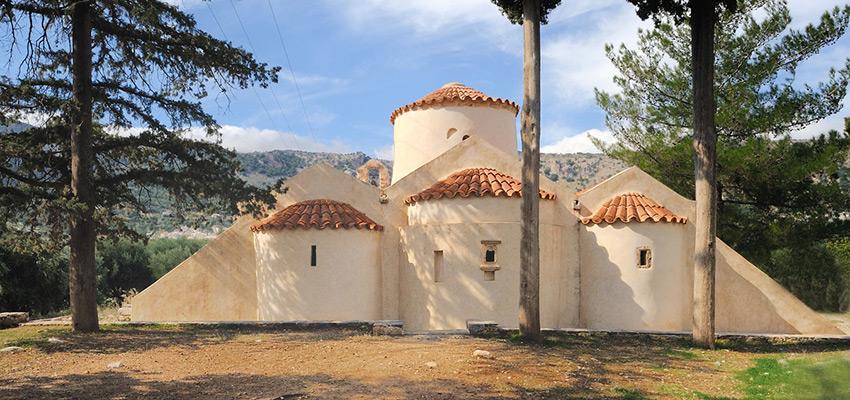 Panagia Kera in East Crete
