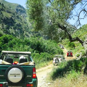 Jeep Safari in East Crete