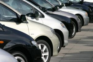 car fleet - car rental company