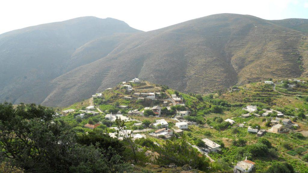 South Crete Hiking - Agios Ioannis Thripti