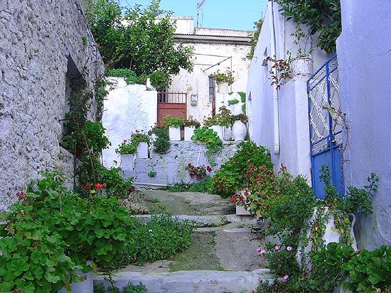 Ziros Traditional Village in Crete